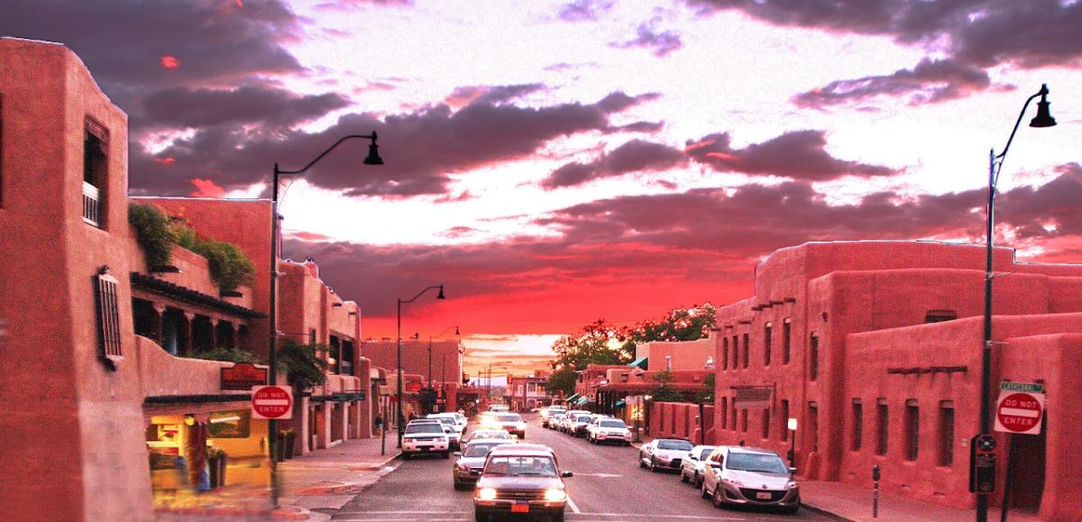 Huey's Fine Art Gallery, Santa Fe