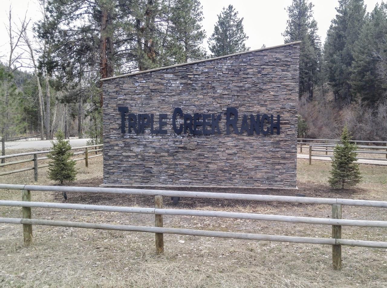 Triple Creek Ranch